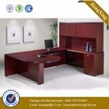 Стол управленческого офиса размера деревянной мебели Offce структуры большой (HX-N0109)