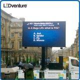 옥외 풀 컬러 LED 디지털 스크린 거대한 LED 표시