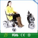 sedia a rotelle piegante leggera portatile di potere 250W