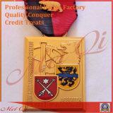 Médaille faite sur commande en métal