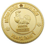 Монетка зодиака изготовленный на заказ отливки китайская для сувенира (xd-36)