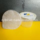 Tapas de aluminio de la categoría alimenticia para las tazas del yogur de los PP