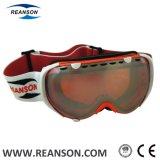 Lunettes de ski larges de lentilles reflétées par Frameless de vue de la Chine