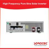 del inversor solar puro de la onda de seno de la red para la bomba de agua solar