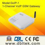 Un Gateway GoIP de SIM G/M VoIP