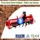 Agricultura Rotavator rebento giratório do trator do Pto de 3 pontos mini