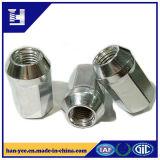 Noix creuse de produits en métal d'OEM