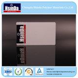 Rivestimento della polvere personalizzato struttura grigia termoindurente poco costosa della grinza di prezzi