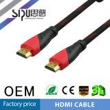 Мужчина поддержки кабеля 1080P Sipu высокоскоростной HDMI к мужчине