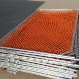 Загородка столба низкопробная пластичная временно