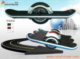 E-Skate da roda da maçaroqueira uma de 2016 ventos com o pneu de 10 polegadas