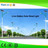 Precio de fábrica solar de la luz de calle del precio de fábrica de la fabricación 40W LED de la alta calidad