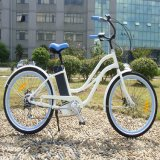 Bicicleta eléctrica de la venta del estilo de gran alcance caliente de la playa (RSEB-1215)