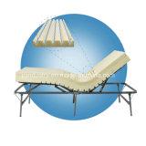 Matelas médical de mousse à haute densité avec la couverture imperméable à l'eau