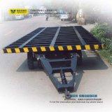 Transporte corto de la distancia de la fabricación de papel con el acoplado de la base plana