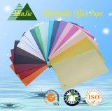 Característica de antienrollamiento y tipo que reduce a pulpa papel coloreado de la pulpa Producto-Mecánica de la cartulina