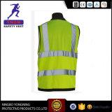 Vestes reflexivas da segurança com material elevado da visibilidade