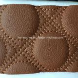 Volver esponja de microfibra de cuero para los asientos del coche HW-c1701