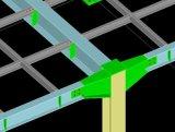 石油の、化学および生物的技術のための鉄骨構造のモジュラー建物