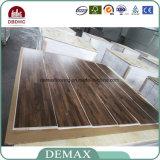 Vinile di legno del PVC che pavimenta il pavimento posteriore asciutto del vinile