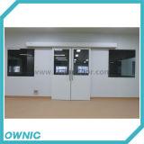 Bi-Trennung Dmnh01-3 hermetische Schiebetür mit grossem Fenster
