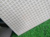 Nuovo disegno, superficie convesso-concava, mattonelle di ceramica della parete di colore bianco (300*600mm)