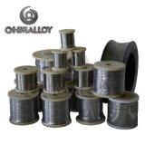 Alambre Ohmalloy109 Nicr80/20 del nicrom de la alta calidad para los elementos de calefacción eléctricos