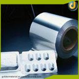 Película rígida do PVC do plástico para a embalagem médica