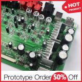 Asamblea de llavero avanzada de circuito electrónico con alta calidad