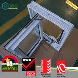 Немецкая конструкция окна ручки для вращения удара урагана профиля UPVC/PVC Veka