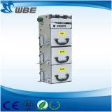 Kleinhandels ATM en Kiosk Drie Automaat van de Rekening van de Grootte van de Cassette de Compacte