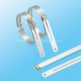 O Stepladder quente da venda prende a cinta plástica do aço inoxidável na fábrica