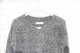 Suéter que hace punto grueso 100% del poliester para las mujeres