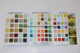 El nuevo estilo de la textura al aire libre Catálogo de pintura Impresión