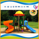 Спортивная площадка скольжения спортивной площадки детей самого низкого цены хорошего качества напольная (HAT-012)