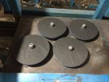 粉砕車輪のためのガラス繊維の網は補強した