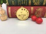 خاصّ زنك سبيكة 2017 [3د] نوع ذهب يصفّى [بينغبونغ] وسام