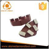 Этап конкретного диаманта металла машины Cassani меля