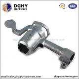 Изготовленный на заказ части заливки формы алюминиевого сплава с подвергать механической обработке CNC