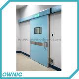 Puerta apretada del aire automático del alto grado para los cuartos de operación