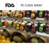 Nahrungsmittelgrad PET haften Film-Verpackung an