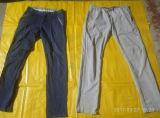 수출 미국 작풍 청결한 남자 면 바지를 위해 옷 폴란드 사용된 작풍