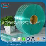 El PVC polar flexible transparente de la demanda fuerte elimina la cortina de la cámara fría