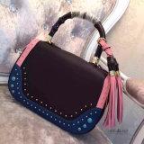 Späteste elegante Entwürfe der echtes Leder-Handtaschen für Ansammlungen der Frauen