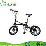 Velocidade do aço de carbono 7 umas bicicletas de dobramento do segundo