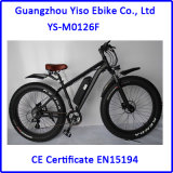 Electric Bike Fat Tire 36V 350W com suspensão de ar