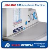 Máquina avanzada de la anestesia Jinling-850 con 2 vaporizadores