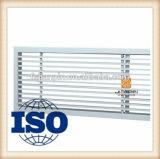 Traliewerk van de Staaf van de Afzet van de Lucht van het aluminium het Lineaire voor Systeem HVAC