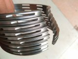 Acero inoxidable 3L, 2f, aro del aro del pistón de acero del pistón del motor 4y