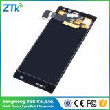 Nokia Lumia 735 LCDスクリーンアセンブリのための携帯電話LCDの表示